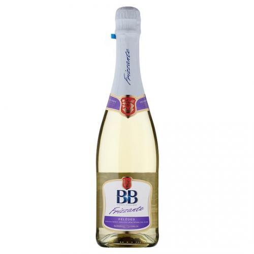 BB Frizzante gyöngyöző bor fé. | Csapolt.hu
