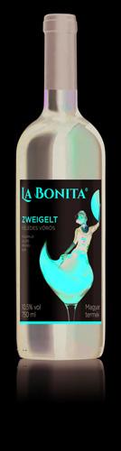 La Bonita Zweigelt   Csapolt.hu