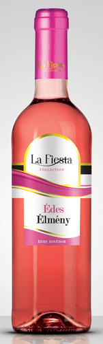 La Fiesta Édes Élmény Rosé   Csapolt.hu