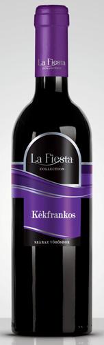 La Fiesta Kékfrankos   Csapolt.hu