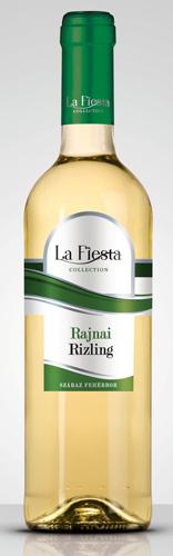 La Fiesta Rajnai Rizling | Csapolt.hu