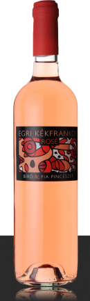 Bíró Pince Egri Kékfrankos Rosé 2016 | Csapolt.hu