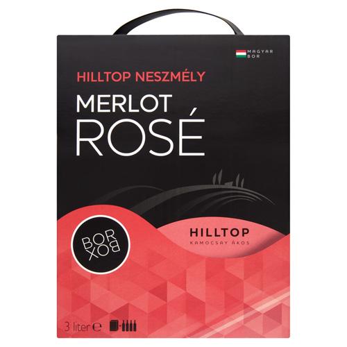Hilltop Merlot 3 literes | Csapolt.hu
