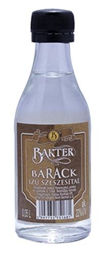 Bakter Barack 22%  Eld.üveg | Csapolt.hu