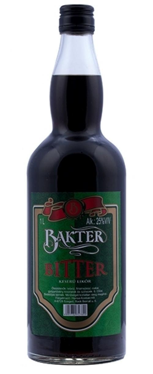 Bakter Bitter keserű 25% Eld.üveg | Csapolt.hu