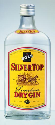 Bols Silver Top Dry Gin | Csapolt.hu