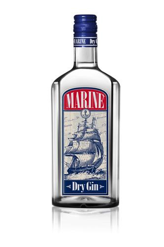 Marine Dry Gin 37.5% új | Csapolt.hu