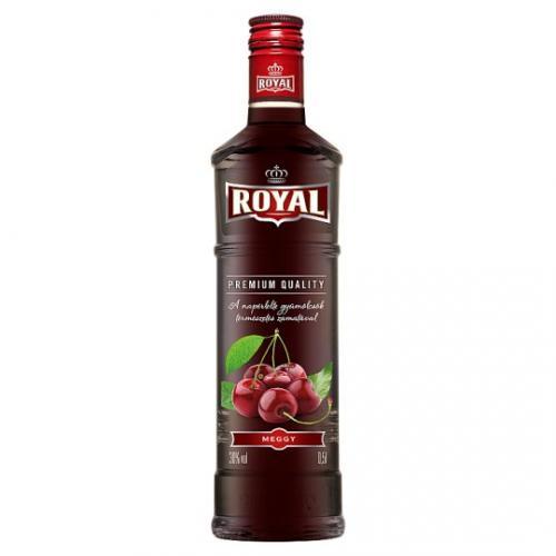 Royal Meggylikőr 30% | Csapolt.hu