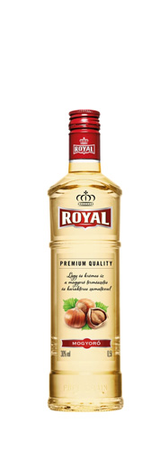 Royal Mogyorólikőr 30% | Csapolt.hu