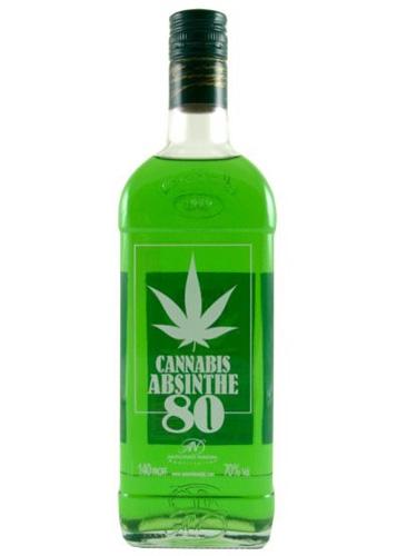 Absinthe Cannabis 70% | Csapolt.hu