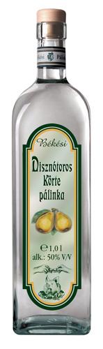 Békési Disznótoros Körte pálinka   Csapolt.hu