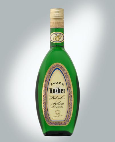 Kosher Szilva pálinka Zwack | Csapolt.hu