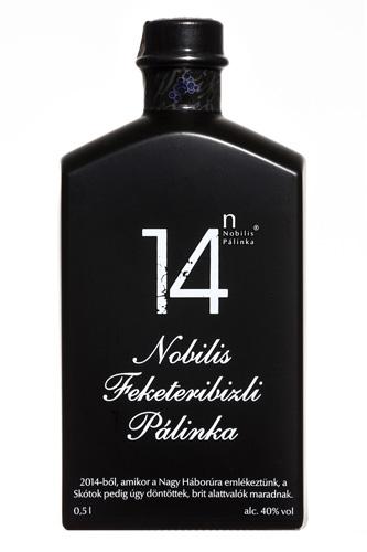 Nobilis Feketeribizli 40% | Csapolt.hu