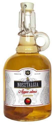 Nosztalgia Ágyas Alma 37.5% Csatos üveg. | Csapolt.hu