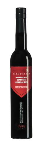 Zsindelyes Szabolcsi Alma pálinka | Csapolt.hu