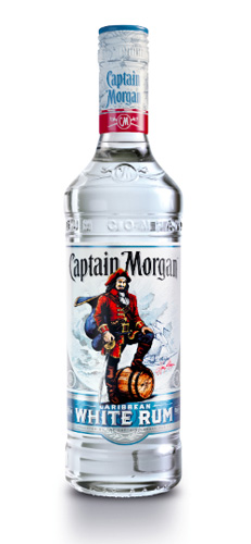 Captain Morgan White 37,5% | Csapolt.hu