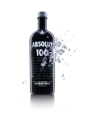 Absolut 100´ Vodka 50% | Csapolt.hu
