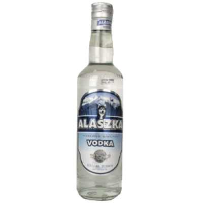 Alaszka Vodka   Csapolt.hu