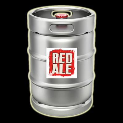 Dreher Red Ale 30 literes hordóban