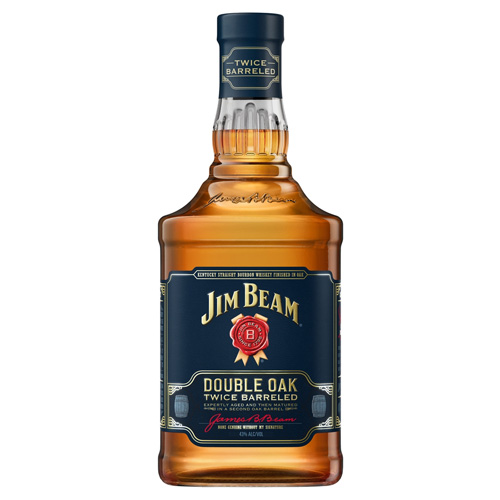 Jim Beam Double Oak 43% | Csapolt.hu