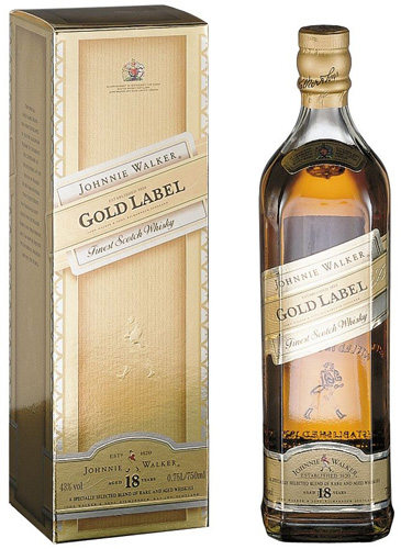 Johnnie W. Gold Reserve   Csapolt.hu