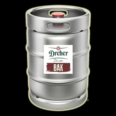 Dreher Bak 30 literes hordóban