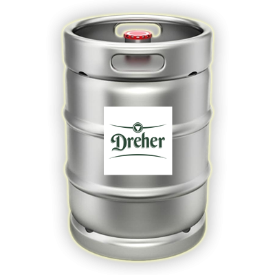 Dreher Classic 50 literes hordóban