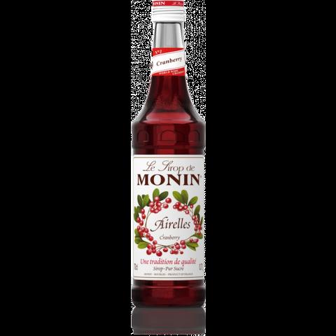 Monin Cranberry/Vörösáfonya   Csapolt.hu